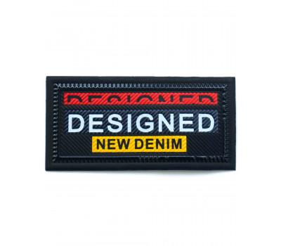 Аппликация пришивная Аппл-004 Designed ND