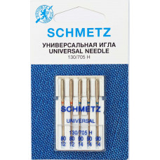 Иглы SCHMETZ Universal №80-90 для БШМ