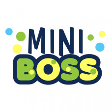 "127056 Термотрансфер ""Mini boss"""