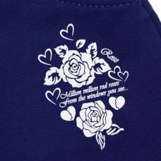 "127112 Термотрансфер ""Million roses"""